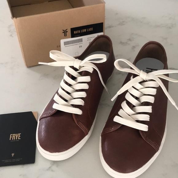Frye Shoes   Maya Low Lace   Poshmark